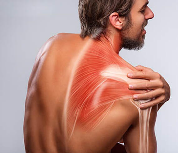 Common signs and symptoms of shoulder pain