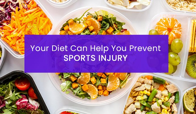 Eat Right To Prevent Sports Injuries