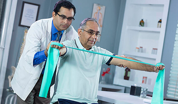 Frozen Shoulder Physiotherapy