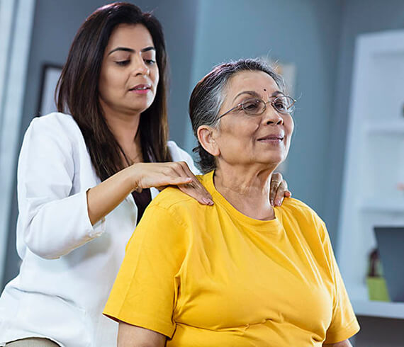 best Physiotherapy for Neck Pain and Cervical Spondylitis