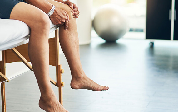 physiotherapy for lower leg pain